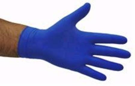 Latex Gloves Blue