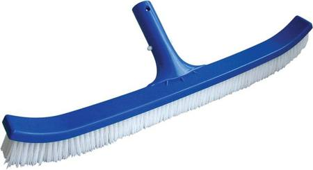 POOL BRUSH - 450MM WHITE UV POLYBRISTLE