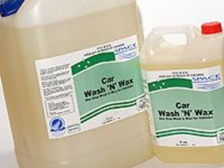 CAR WASH & WAX 1L