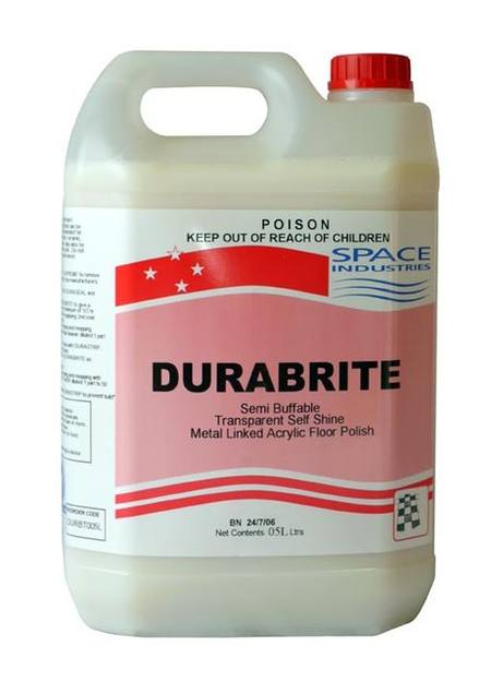 Buy DURABRITE FLOOR POLISH 5L in NZ.
