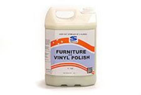 FURNITURE VINYL POLISH 5L