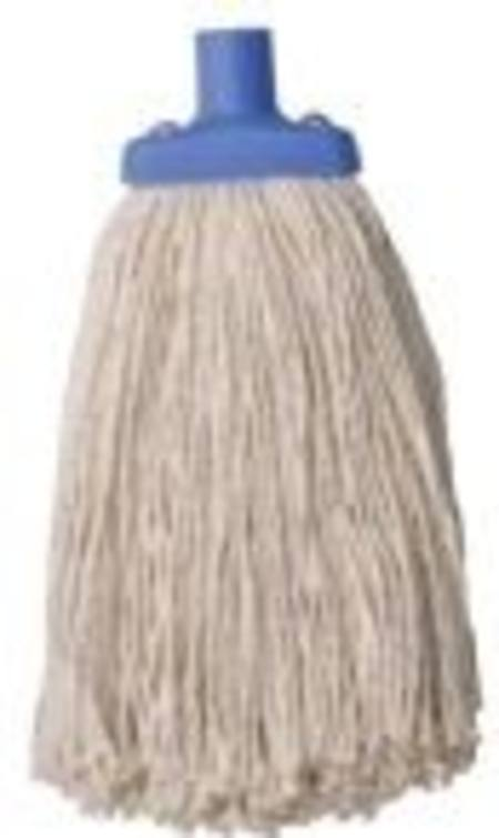 DURACLEAN COTTON MOP 400GM - BLUE