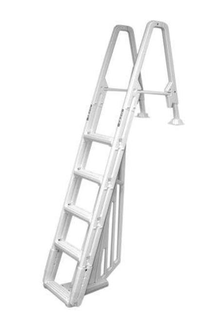 Buy POOL LADDER 6100 - DECK MOUNTED in NZ.