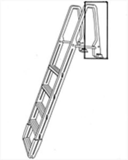 POOL LADDER CONVERSION KIT