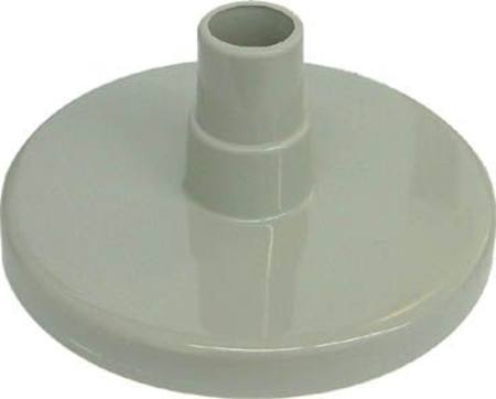 SKIMMER VACUUM PLATE WITH HOSE ADAPTOR - WIDE MOUTH