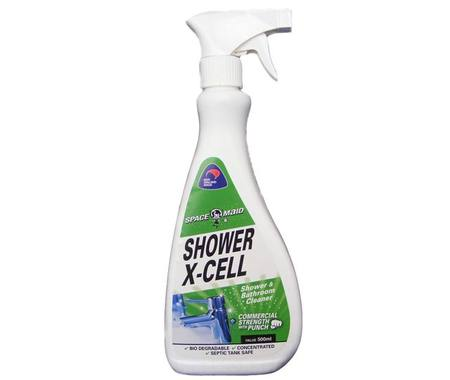 Space Maid SHOWER X-CELL CLEANER 500ml