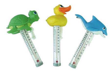 Buy THERMOMETER FLOATING ANIMAL in NZ.
