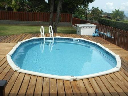 Buy OVAL POOL - 7.1m x 3.6m in NZ.